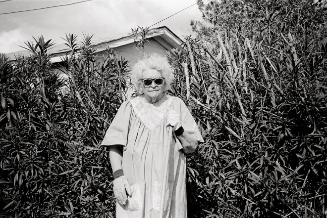 Portrait of a gardener in Phoneix, Arizona